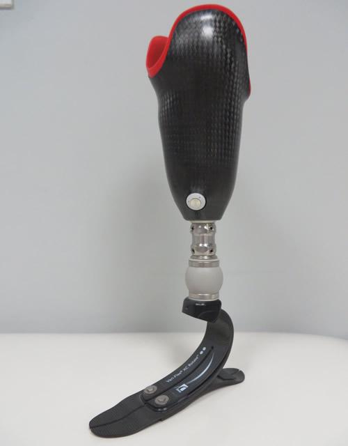 Jogging Prosthetic